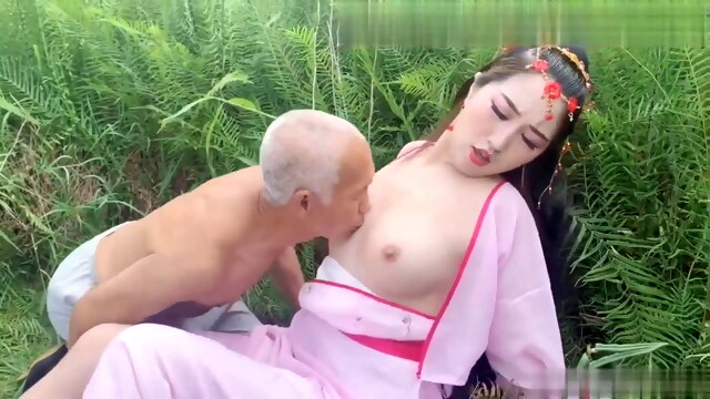 Ancient costume, female ghost.. asian chinese hd videos