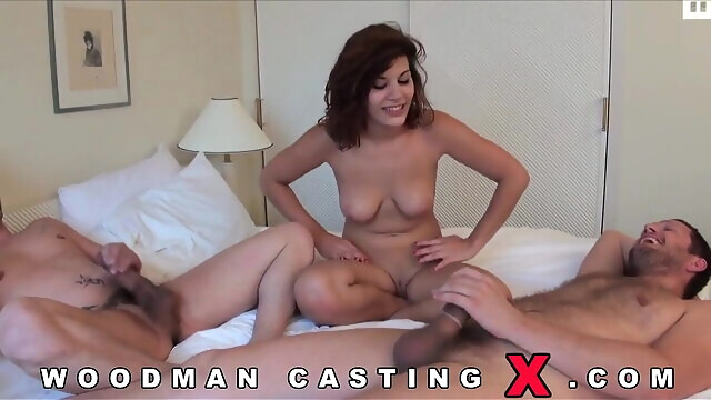 PW 2 Coco anal blowjob brunette