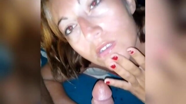 Vacation memories, this stranger.. amateur blowjob handjob