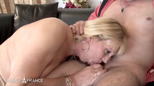 Anais Mature amateur couple amateur big tits blonde