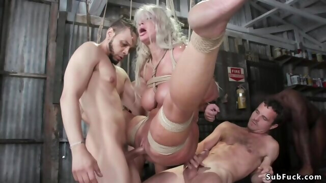 Busty Milf stripper dp pounded amateur anal bdsm