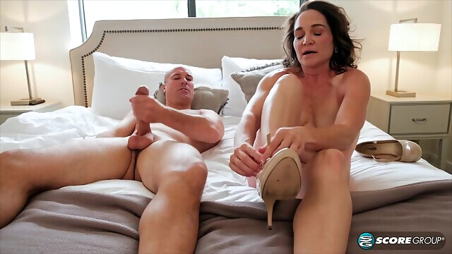 Can't Get Enough brunette cumshot hd