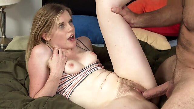 Nikki Sweet Teaching Daddy A.. blonde hairy hd
